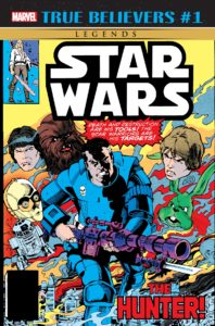 True Believers: Star Wars: The Hunter #1 (04.12.2019)
