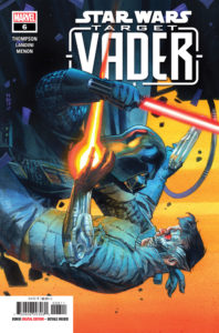 Target Vader #6 (11.12.2019)