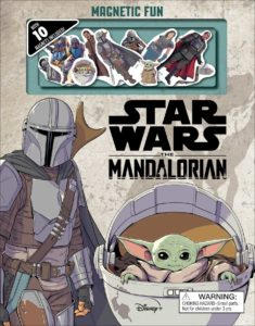 The Mandalorian Magnetic Hardcover (04.05.2021)