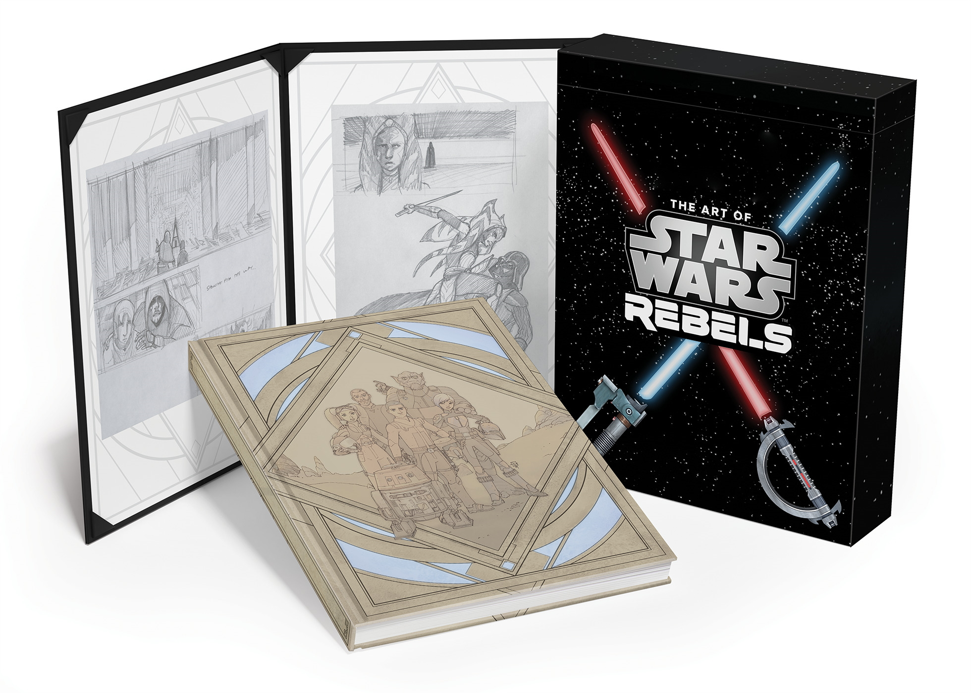 The Art of Star Wars Rebels - Limited Edition (17.03.2020)