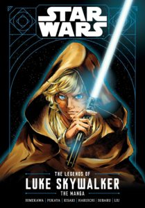 The Legends of Luke Skywalker: The Manga (14.01.2020)