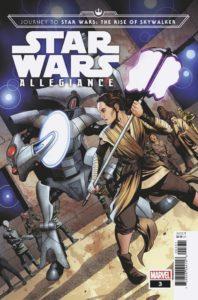 Allegiance #3 (Mike McKone Variant Cover) (23.10.2019)
