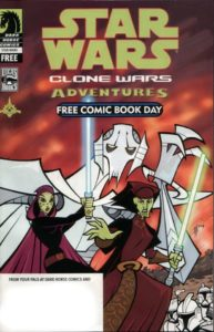 Clone Wars Adventures: Hide in Plain Sight (Free Comic Book Day 2004) (01.05.2004)