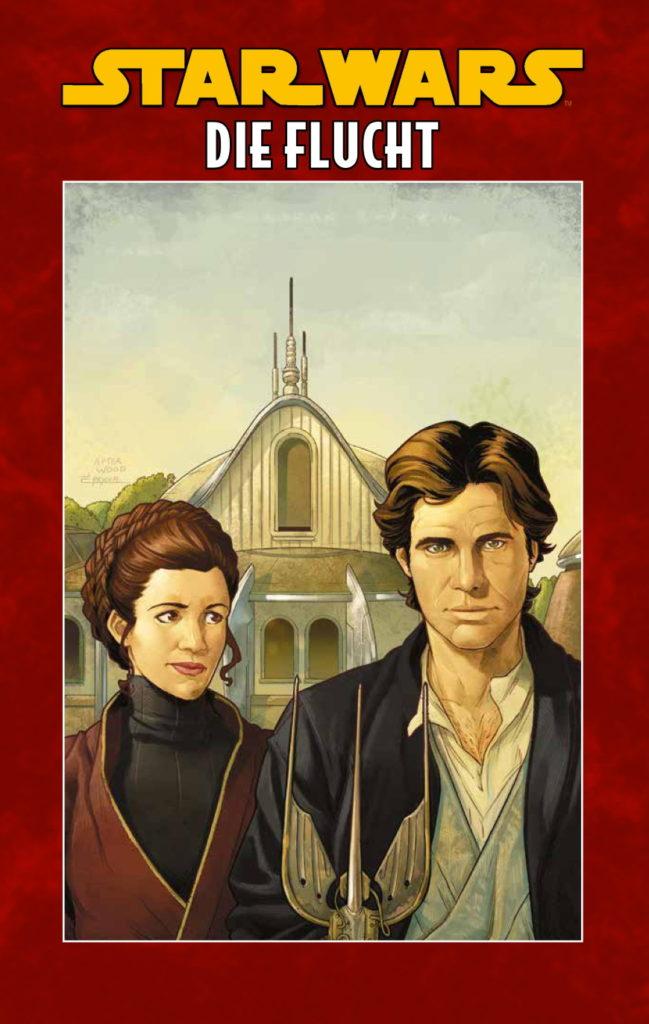Star Wars, Band 10: Die Flucht (Limitiertes Hardcover) (17.12.2019)