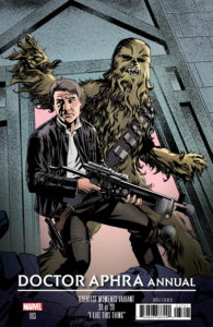 Doctor Aphra Annual #3 (Mike McKone Greatest Moments Variant Cover 30 of 36) (30.10.2019)
