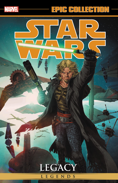 Star Wars Legends Epic Collection: Legacy Volume 3 (05.05.2020)