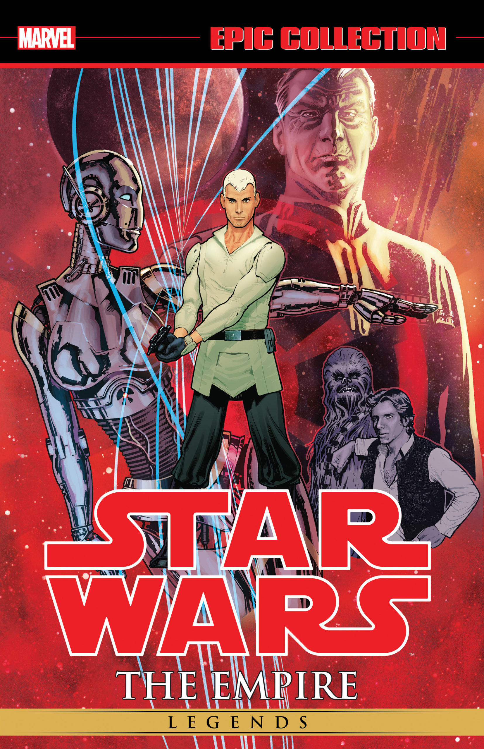 Star Wars Legends Epic Collection: The Empire Volume 6 (16.06.2020)