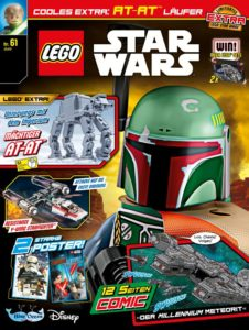 LEGO Star Wars Magazin #61 (20.07.2020)