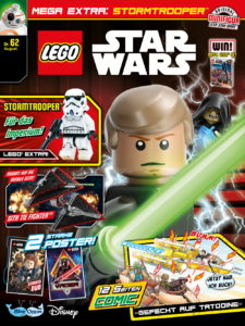 LEGO Star Wars Magazin #62 (18.07.2020)