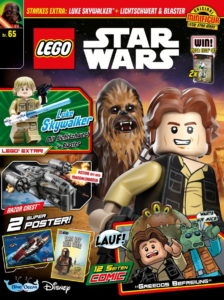 LEGO Star Wars Magazin #65 (17.10.2020)