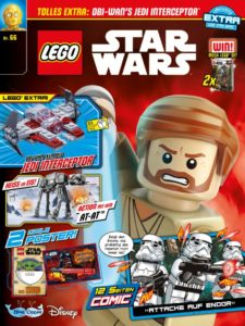 LEGO Star Wars Magazin #66 (21.11.2020)