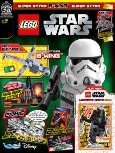 LEGO Star Wars Magazin #50 (27.07.2019)