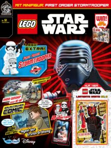 LEGO Star Wars Magazin #51 (31.08.2019)