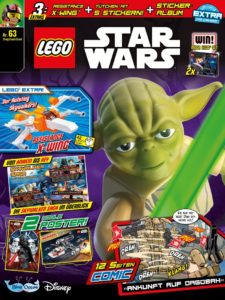 LEGO Star Wars Magazin #63 (15.08.2020)