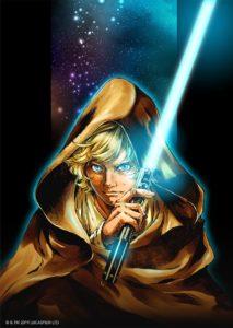 The Legends of Luke Skywalker: The Manga (2020)