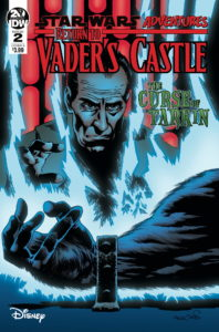 Return to Vader's Castle #2 (Cover B by Kelley Jones) (09.10.2019)