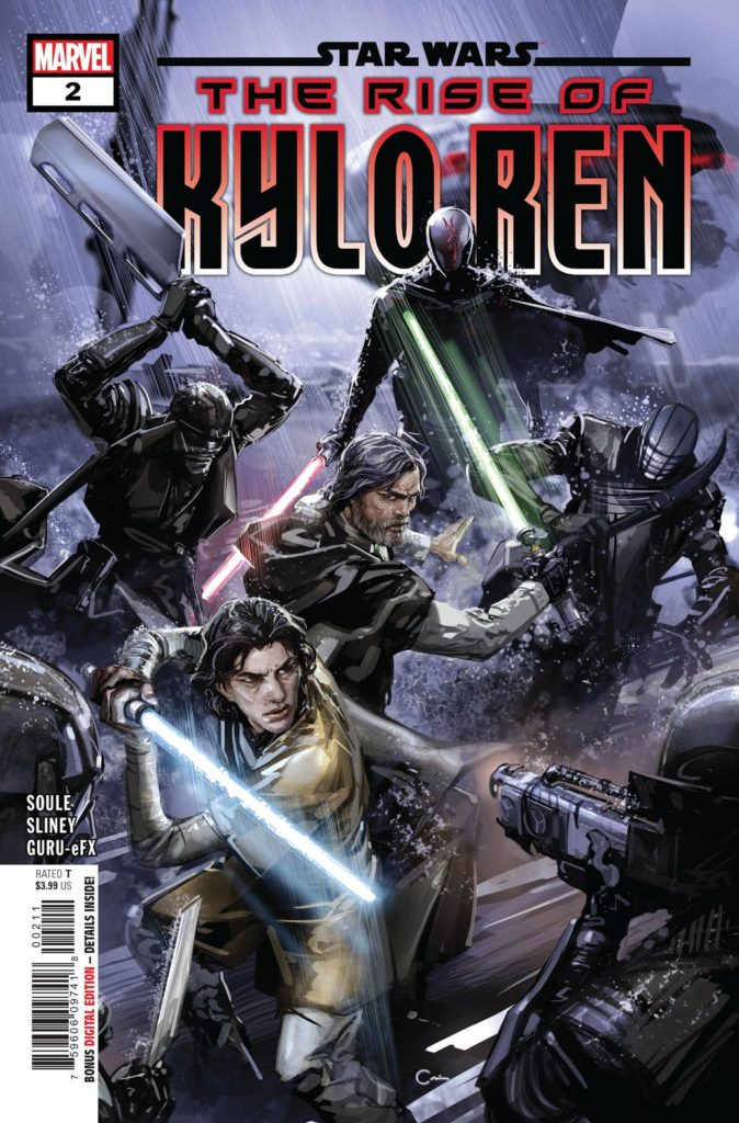 The Rise of Kylo Ren #2 (08.02.2020)