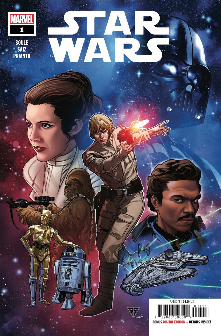 Star Wars #1 (01.01.2020)