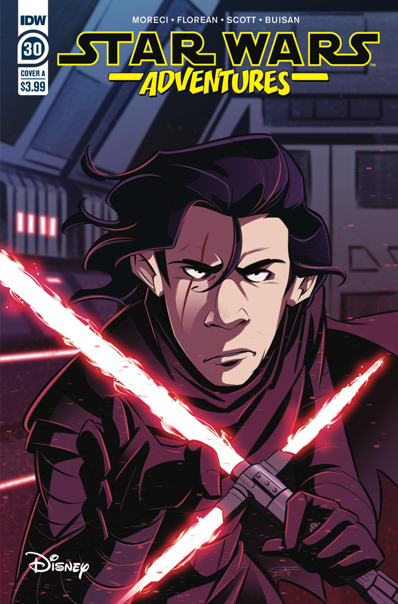 Star Wars Adventures #30 (15.01.2020)