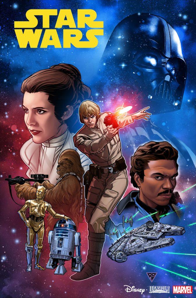 Star Wars #1 (Januar 2020)