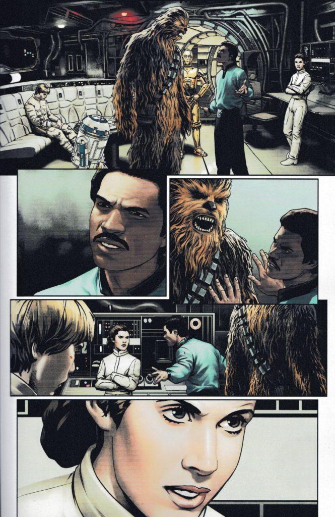 Star Wars (2020) #1 Seite 1