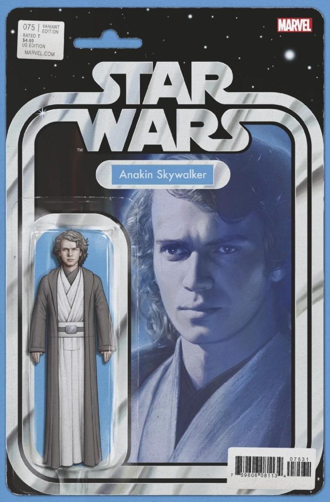 Star Wars #75 (Action Figure Variant Cover) (20.11.2019)
