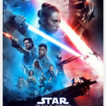 Englisches Filmplakat zu The Rise of Skywalker