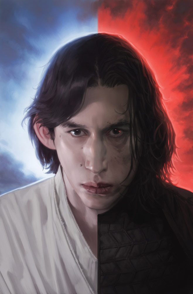 The Rise of Kylo Ren (Jodie Muir Cover)