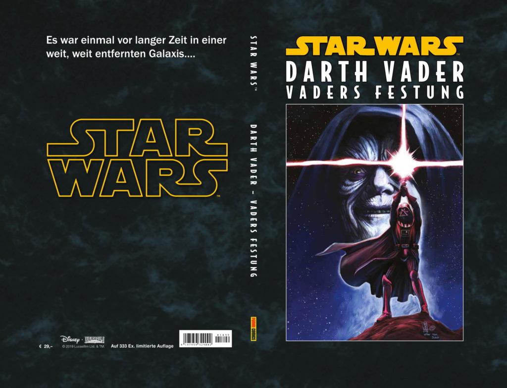 Darth Vader, Band 4: Vaders Festung (Limitiertes Hardcover) (17.12.2019)