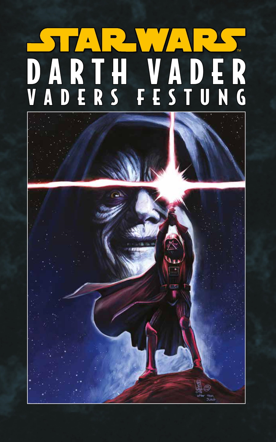 Darth Vader, Band 4: Vaders Festung (Limitiertes Hardcover) (17.12.2019)