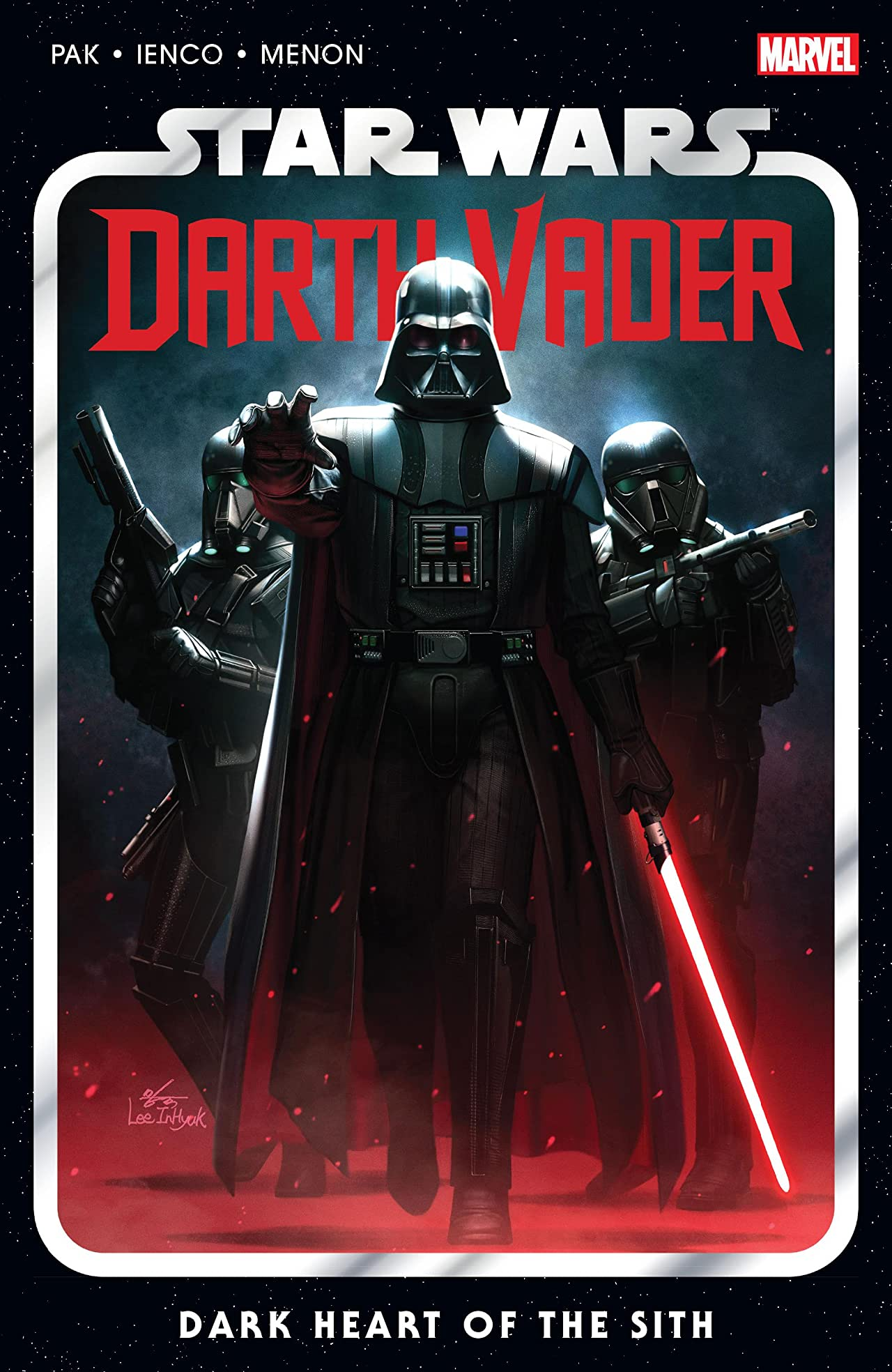 Darth Vader Volume 1: Dark Heart of the Sith (24.11.2020)