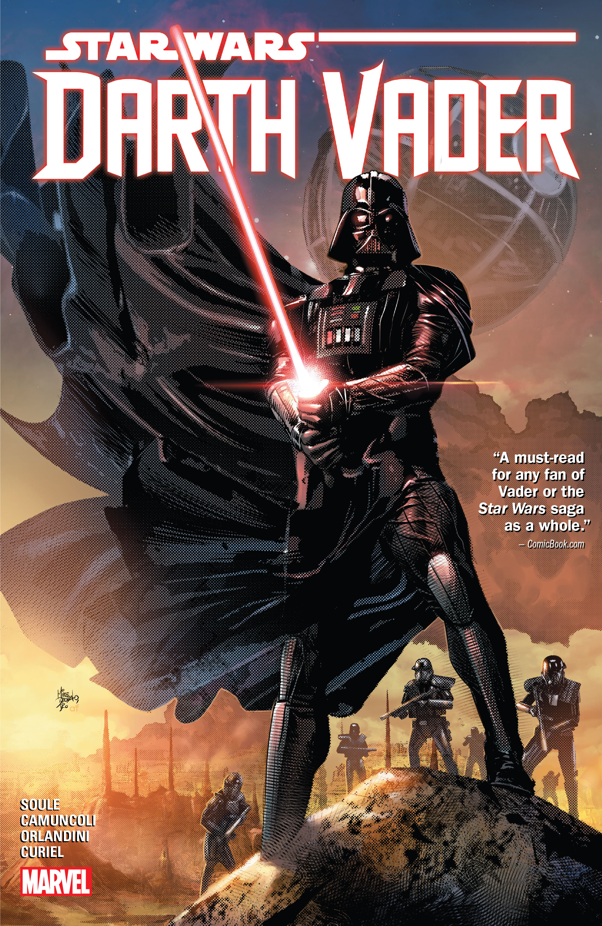Darth Vader: Dark Lord of the Sith Volume 2 (23.06.2020)
