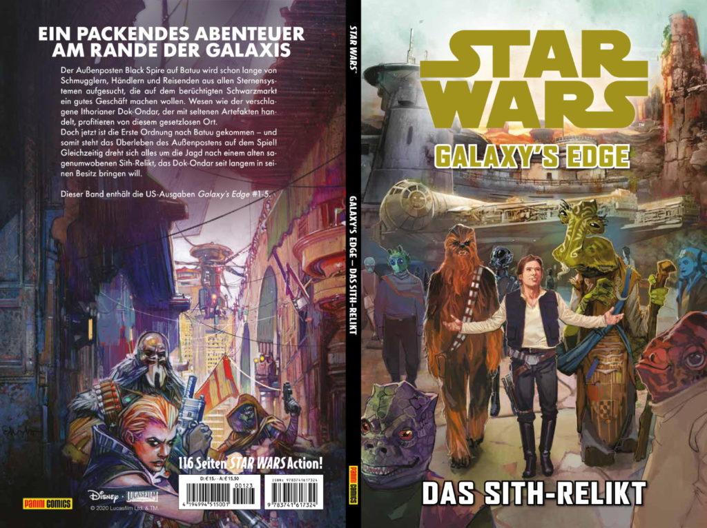 Galaxy's Edge: Das Sith-Relikt (26.05.2020)