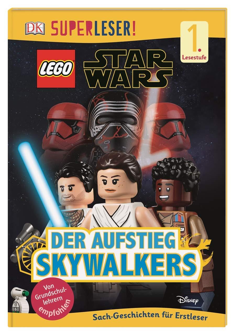 LEGO Star Wars: Der Aufstieg Skywalkers (SUPERLESER! Stufe 1) (23.03.2020)