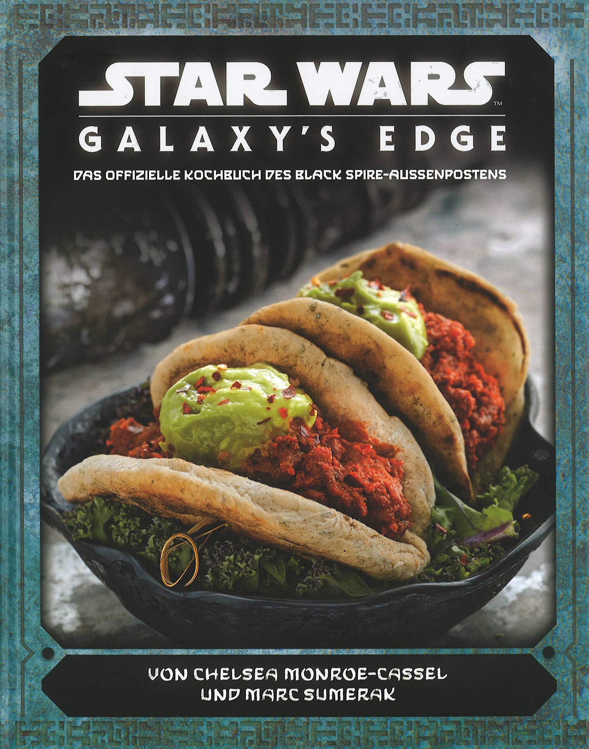 Galaxy's Edge: Das offizielle Kochbuch des Black-Spire-Außenpostens (25.02.2020)