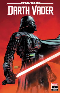Darth Vader #1 (Raffaele Ienco Variant Cover) (05.02.2020)