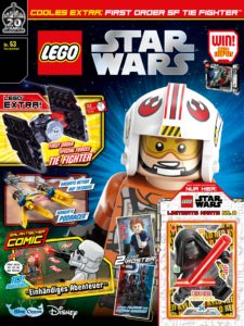 LEGO Star Wars Magazin #53 (26.10.2019)