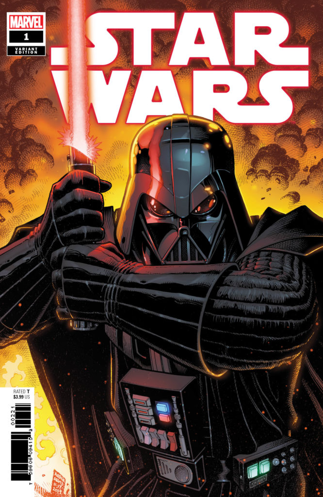 Star Wars #1 (Arthur Adams Variant Cover) (01.01.2020)
