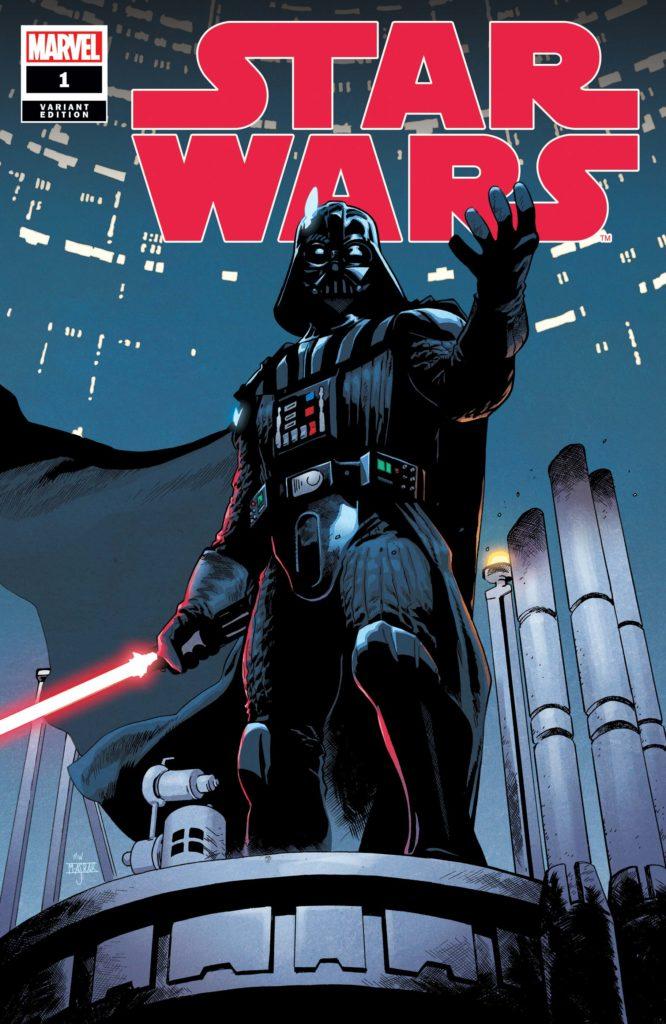 Star Wars #1 (Mahmud Asrar Vader Variant Cover) (01.01.2020)