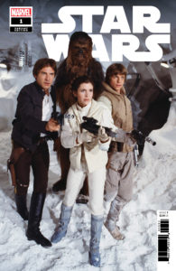 Star Wars #1 (Movie Variant Cover) (01.01.2020)