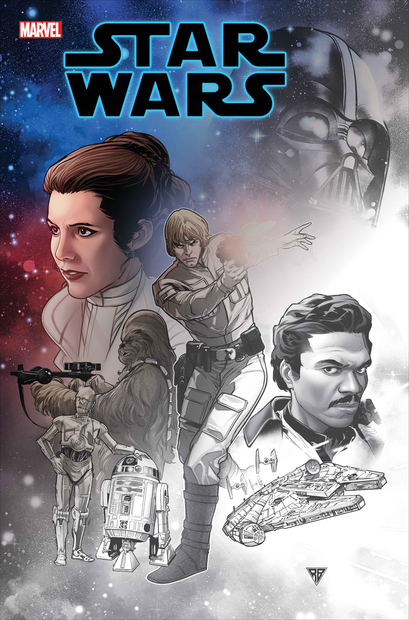 Star Wars #1 (RB Silva Premiere Variant Cover) (01.01.2020)