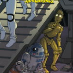 Star Wars Adventures #28 (Cover B by Tony Fleecs) (27.11.2019)