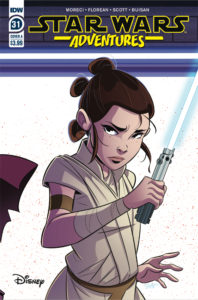 Star Wars Adventures #31 (19.02.2020)