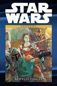 Star Wars Comic-Kollektion, Band 100: Kopfgeldjäger (23.06.2020)