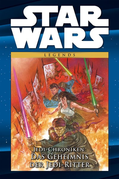 Star Wars Comic-Kollektion, Band 88: Jedi-Chroniken: Das Geheimnis der Jedi-Ritter (14.01.2020)