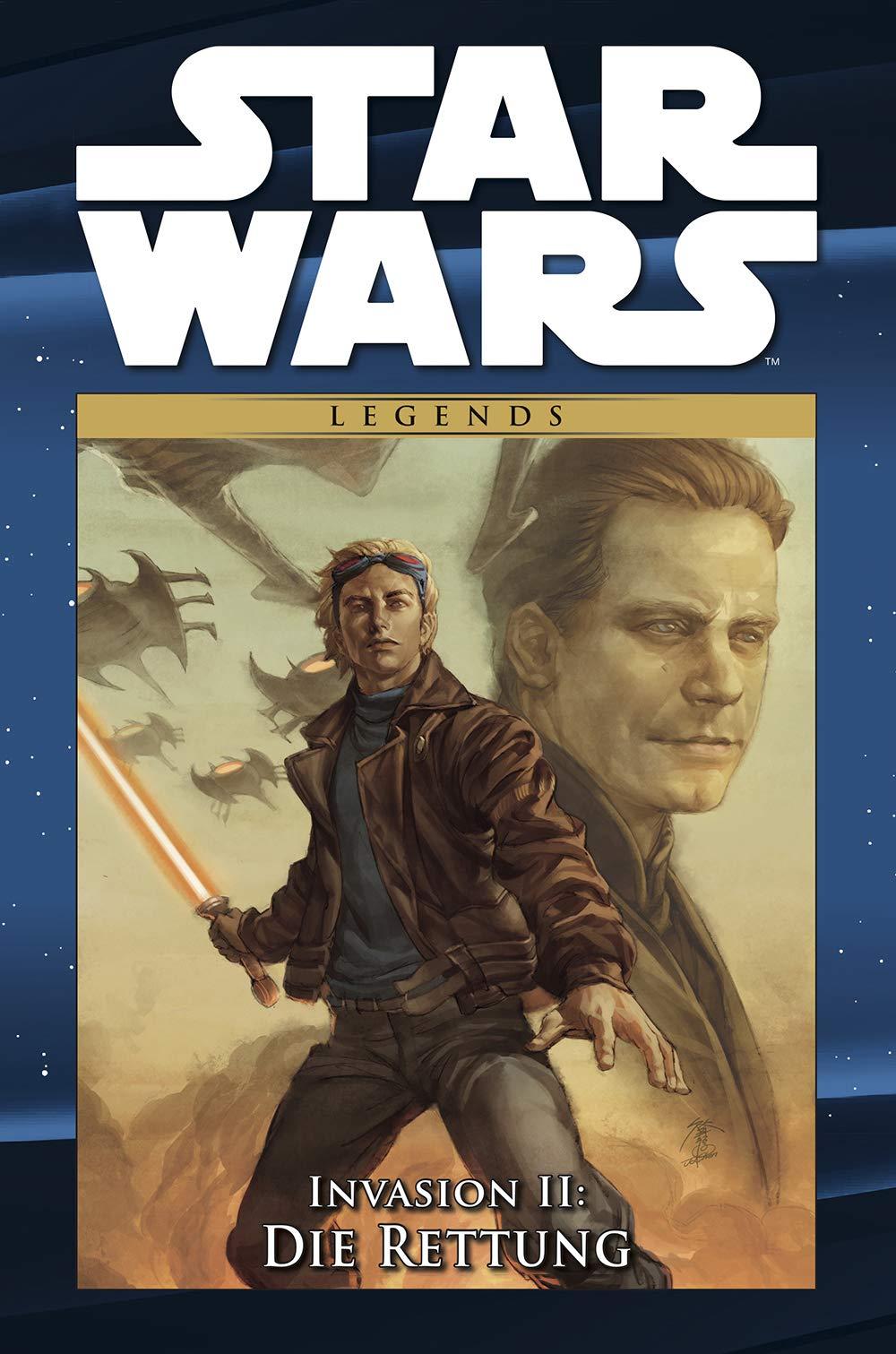 Star Wars Comic-Kollektion, Band 89: Invasion II: Die Rettung (21.01.2020)