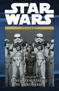 Star Wars Comic-Kollektion, Band 91: X-Flügler - Renegaten-Staffel: Die Thronerbin (25.02.2020)