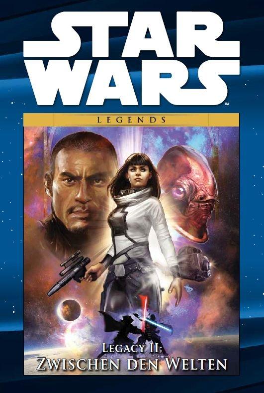 Star Wars Comic-Kollektion, Band 92: Legacy II: Zwischen den Welten (10.03.2020)