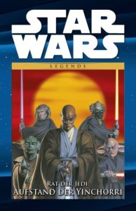 Star Wars Comic-Kollektion, Band 95: Rat der Jedi: Aufstand der Yinchorri (12.05.2020)