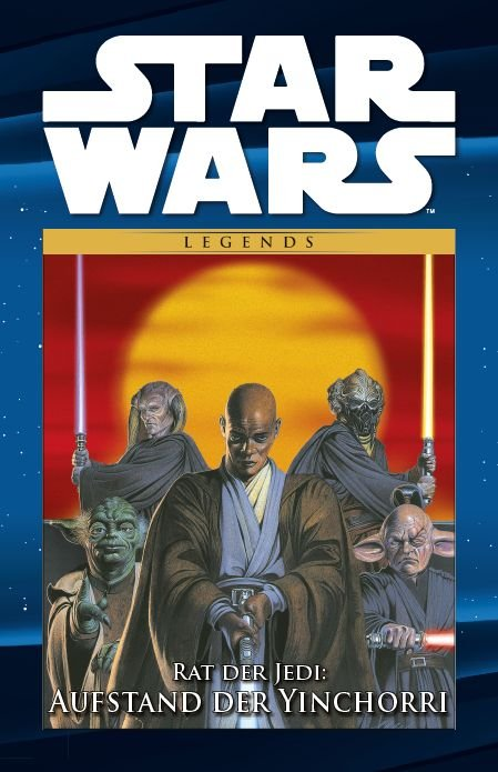 Star Wars Comic-Kollektion, Band 95: Jedi Council: Aufstand der Yinchorri (21.04.2020)